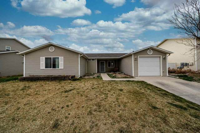 381 1/2 Summer Glen Drive, Grand Junction, CO 81501 (MLS #20211388) :: The Kimbrough Team | RE/MAX 4000