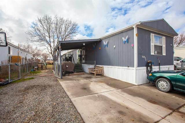 2983 1/2 Yew Leaf Willow Avenue, Grand Junction, CO 81504 (MLS #20211393) :: The Grand Junction Group with Keller Williams Colorado West LLC