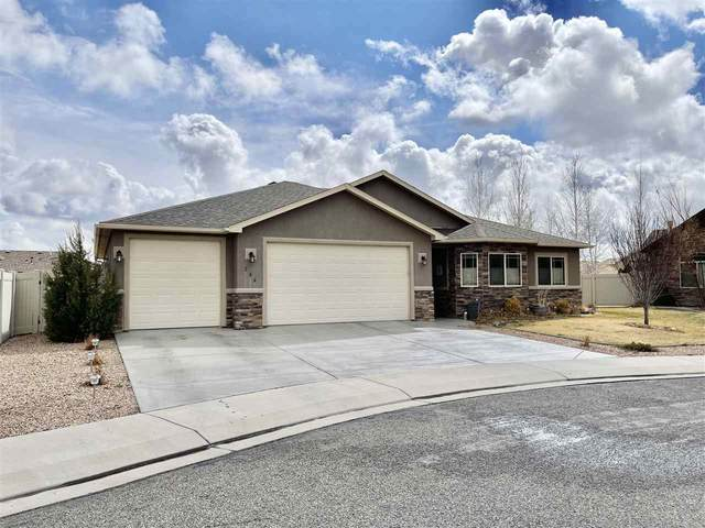 286 Marie Street, Grand Junction, CO 81503 (MLS #20211397) :: The Danny Kuta Team