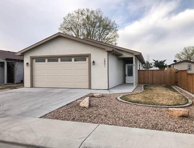2991 Debra Street B, Grand Junction, CO 81504 (MLS #20211398) :: The Christi Reece Group