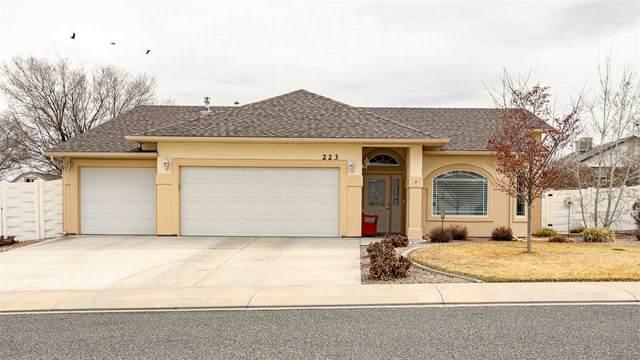 223 Limestone Circle, Grand Junction, CO 81503 (MLS #20211408) :: The Joe Reed Team