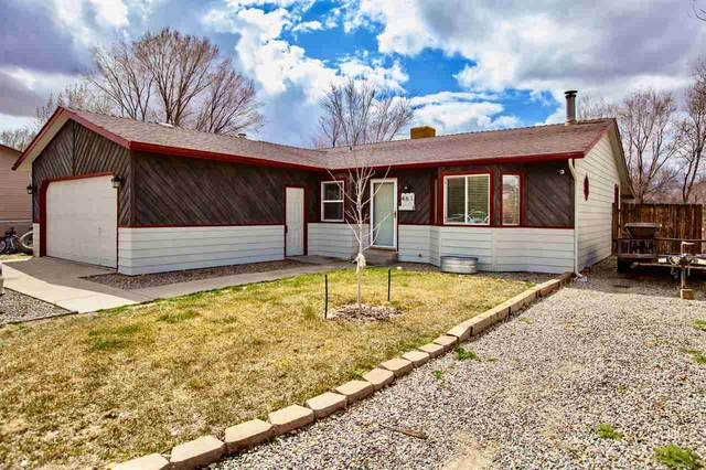 461 Morning Dove Drive, Grand Junction, CO 81504 (MLS #20211409) :: The Joe Reed Team