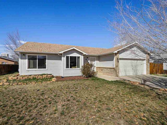 659 Bayberry Court, Fruita, CO 81521 (MLS #20211425) :: The Christi Reece Group