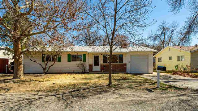 306 Zuni Drive, Grand Junction, CO 81503 (MLS #20211426) :: The Kimbrough Team | RE/MAX 4000