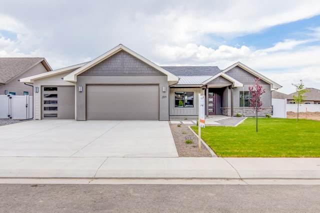 271 Durant Street, Grand Junction, CO 81503 (MLS #20211431) :: Michelle Ritter