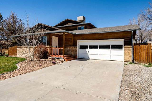 643 Pinewood Court, Grand Junction, CO 81504 (MLS #20211442) :: The Kimbrough Team | RE/MAX 4000