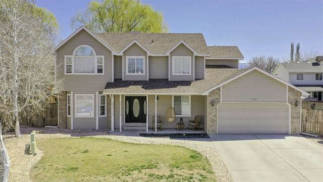 610 Orchard Run, Grand Junction, CO 81504 (MLS #20211446) :: The Joe Reed Team
