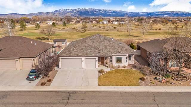 244 Merles Way, Grand Junction, CO 81503 (MLS #20211448) :: The Grand Junction Group with Keller Williams Colorado West LLC