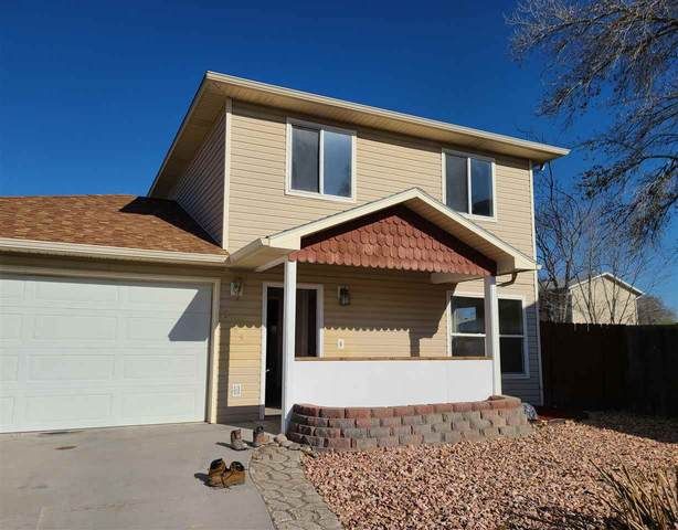 2985 Krista Street, Grand Junction, CO 81504 (MLS #20211457) :: CENTURY 21 CapRock Real Estate
