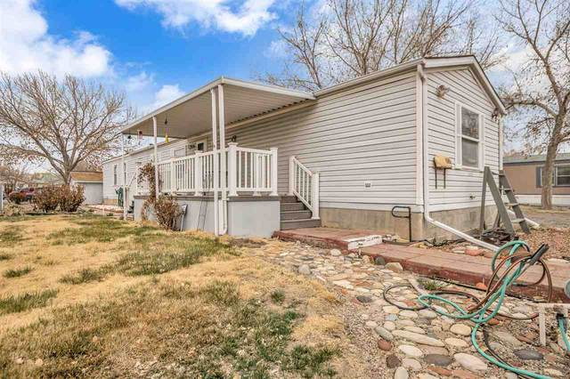 3256 Friendship Drive, Clifton, CO 81520 (MLS #20211458) :: CENTURY 21 CapRock Real Estate