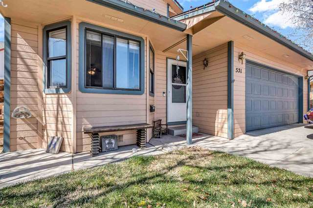 571 N Park Court, Clifton, CO 81520 (MLS #20211460) :: The Kimbrough Team | RE/MAX 4000