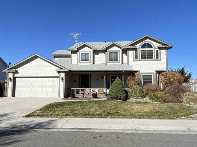 619 Stan Drive, Grand Junction, CO 81504 (MLS #20211461) :: The Joe Reed Team