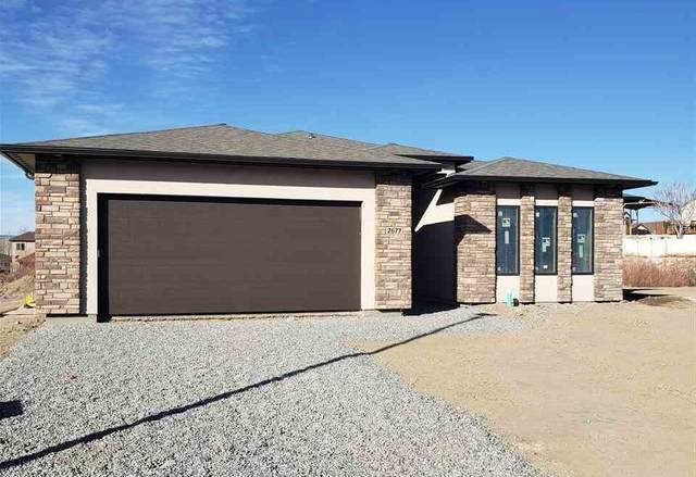 2677 Autumn Brook Court, Grand Junction, CO 81506 (MLS #20211463) :: The Grand Junction Group with Keller Williams Colorado West LLC