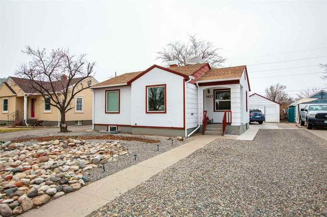 1427 White Avenue, Grand Junction, CO 81501 (MLS #20211465) :: The Kimbrough Team | RE/MAX 4000