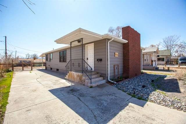 1523 Orchard Avenue, Grand Junction, CO 81501 (MLS #20211467) :: The Grand Junction Group with Keller Williams Colorado West LLC