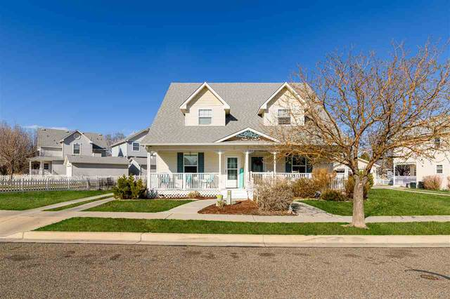 1123 Windsor Park Drive, Fruita, CO 81521 (MLS #20211469) :: Lifestyle Living Real Estate
