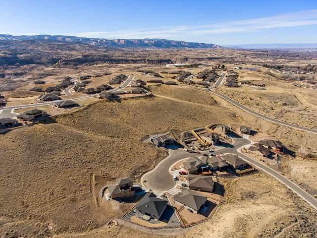 197 Secret Canyon Court, Grand Junction, CO 81503 (MLS #20211472) :: The Joe Reed Team
