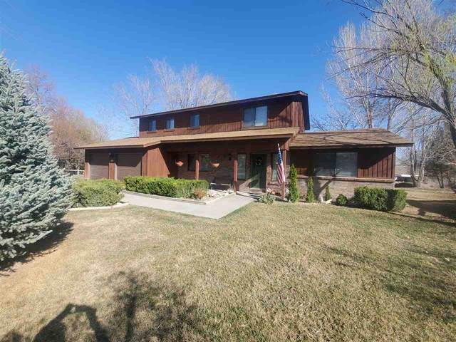 630 Rushmore Drive, Grand Junction, CO 81507 (MLS #20211483) :: The Kimbrough Team | RE/MAX 4000
