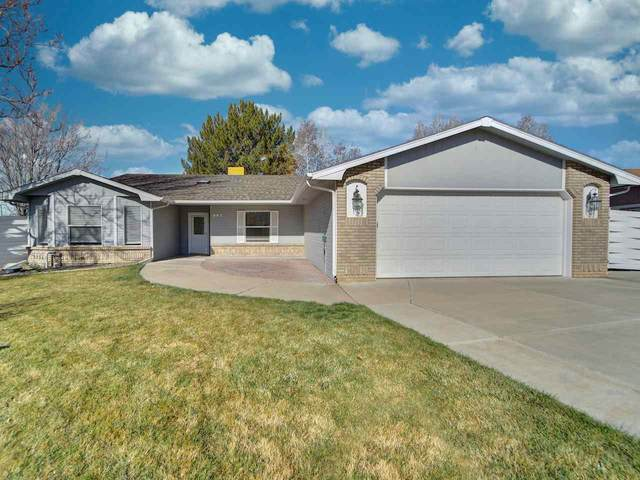 557 Serenade Court, Grand Junction, CO 81504 (MLS #20211484) :: The Kimbrough Team   RE/MAX 4000