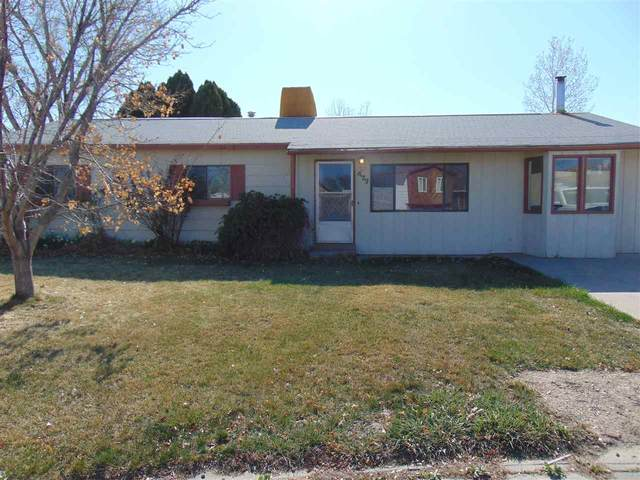 477 Colorow Drive, Grand Junction, CO 81504 (MLS #20211486) :: The Kimbrough Team | RE/MAX 4000