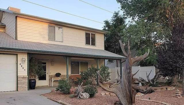 486 1/2 Fox Run, Clifton, CO 81520 (MLS #20211488) :: Lifestyle Living Real Estate