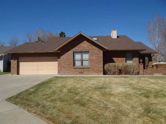 3635 Ponderosa Way, Grand Junction, CO 81506 (MLS #20211489) :: The Grand Junction Group with Keller Williams Colorado West LLC