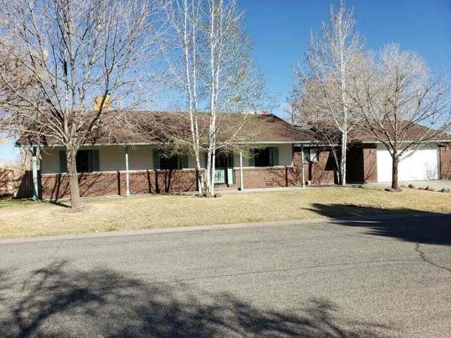 802 Mazatlan Drive, Grand Junction, CO 81506 (MLS #20211502) :: The Grand Junction Group with Keller Williams Colorado West LLC