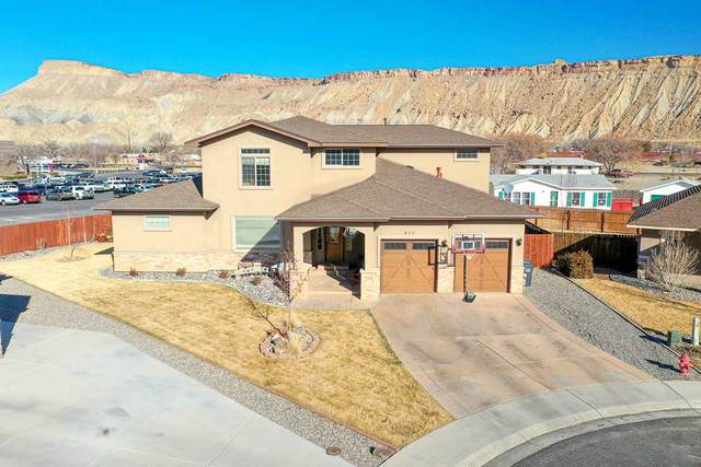 820 Cabernet Court, Palisade, CO 81526 (MLS #20211507) :: The Danny Kuta Team