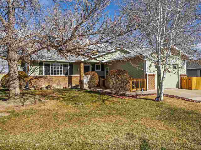 630 Broken Spoke Road, Grand Junction, CO 81504 (MLS #20211509) :: The Christi Reece Group