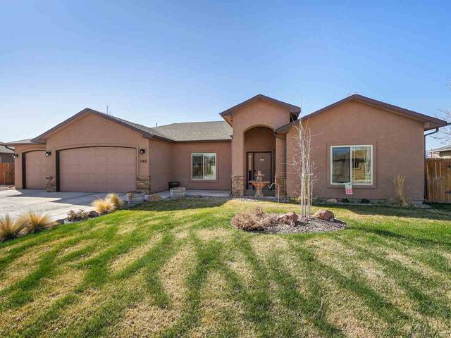1162 Woodland Avenue, Fruita, CO 81521 (MLS #20211510) :: CENTURY 21 CapRock Real Estate