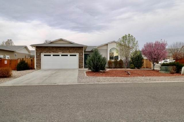 3125 Dublin Way, Grand Junction, CO 81504 (MLS #20211514) :: The Kimbrough Team | RE/MAX 4000