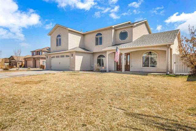 792 Doug Drive, Fruita, CO 81521 (MLS #20211519) :: The Kimbrough Team | RE/MAX 4000