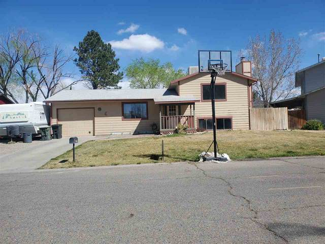 2980 Walnut Avenue, Grand Junction, CO 81504 (MLS #20211523) :: The Kimbrough Team | RE/MAX 4000