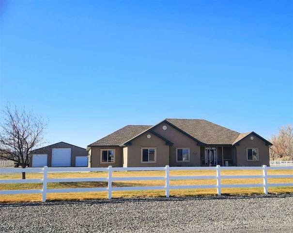 60836 Logan Lane, Montrose, CO 81403 (MLS #20211528) :: CENTURY 21 CapRock Real Estate