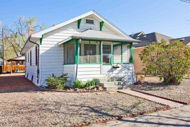1306 Colorado Avenue, Grand Junction, CO 81501 (MLS #20211536) :: The Kimbrough Team | RE/MAX 4000