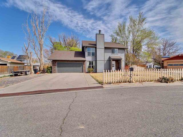 2886 Durango Drive, Grand Junction, CO 81503 (MLS #20211545) :: The Kimbrough Team | RE/MAX 4000