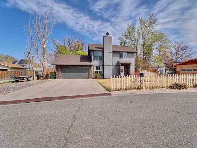 2886 Durango Drive, Grand Junction, CO 81503 (MLS #20211545) :: CENTURY 21 CapRock Real Estate