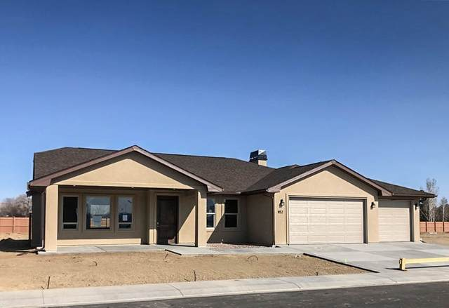 852 Fire Agate Lane, Grand Junction, CO 81506 (MLS #20211558) :: The Joe Reed Team