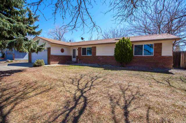 2837 Hartford Avenue, Grand Junction, CO 81503 (MLS #20211560) :: CENTURY 21 CapRock Real Estate