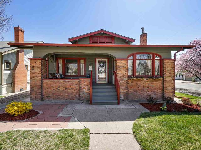 1203 Ouray Avenue, Grand Junction, CO 81501 (MLS #20211563) :: CENTURY 21 CapRock Real Estate