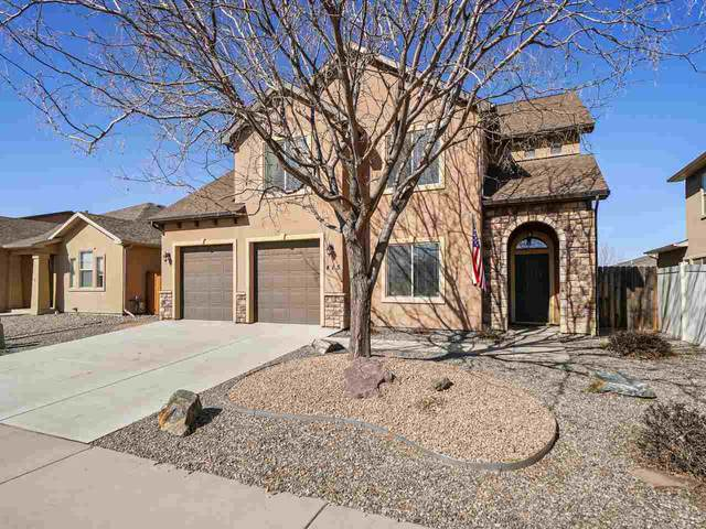 415 Bear Dance Drive, Grand Junction, CO 81504 (MLS #20211564) :: The Christi Reece Group