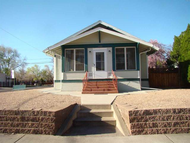 1204 Ouray Avenue, Grand Junction, CO 81501 (MLS #20211568) :: CENTURY 21 CapRock Real Estate