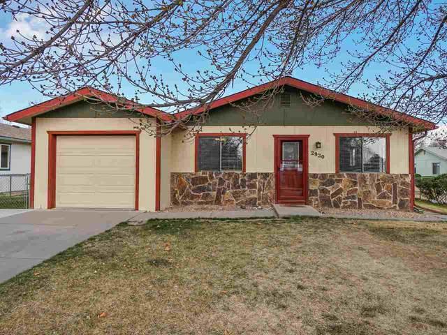 2920 N 13th Street, Grand Junction, CO 81506 (MLS #20211569) :: The Christi Reece Group