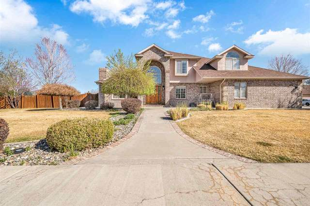 2546 Moonridge Drive, Grand Junction, CO 81505 (MLS #20211573) :: The Kimbrough Team | RE/MAX 4000