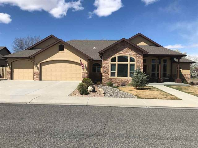 3529 Hollow Court, Grand Junction, CO 81506 (MLS #20211574) :: The Joe Reed Team
