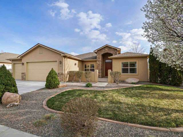 671 Tahoe Circle, Grand Junction, CO 81505 (MLS #20211576) :: The Christi Reece Group