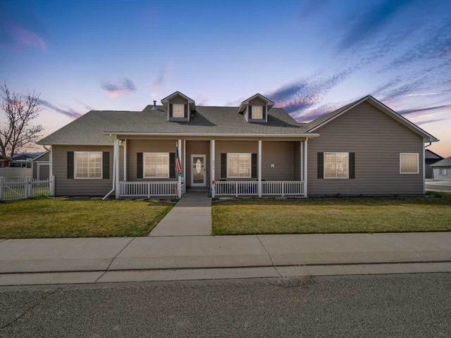 3071 Bison Avenue, Grand Junction, CO 81504 (MLS #20211577) :: Western Slope Real Estate