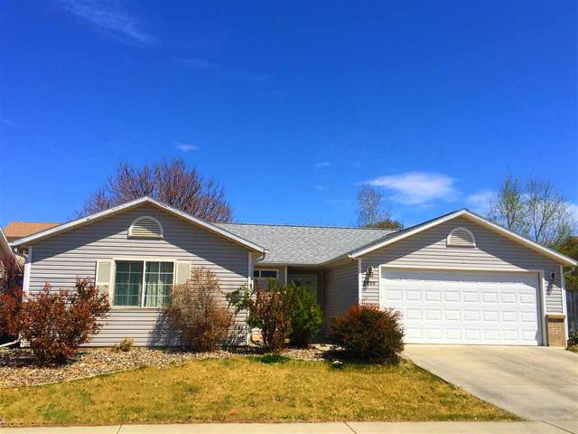 2980 Babbling Brook Drive, Grand Junction, CO 81504 (MLS #20211581) :: The Kimbrough Team | RE/MAX 4000
