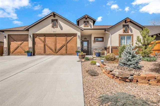 561 Wright Street, Clifton, CO 81520 (MLS #20211582) :: The Christi Reece Group