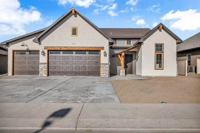 615 Orange Grove Way, Grand Junction, CO 81504 (MLS #20211584) :: The Kimbrough Team | RE/MAX 4000